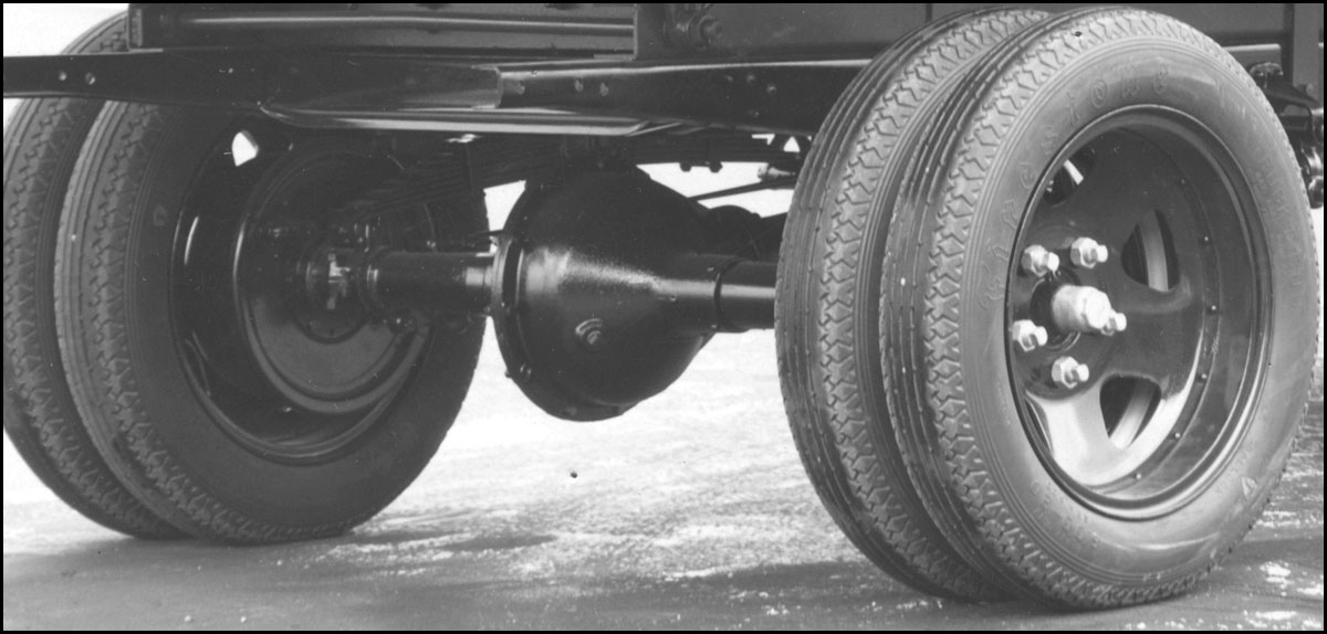AA-4000 Rear Axle Parts Group | The Ford Model AA Truck Club